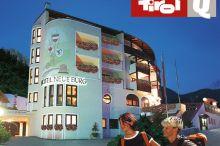 Hotel Neue Burg Nauders am Reschenpass