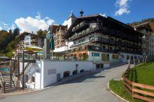Stammhaus Wolf im Hotel Alpine Palace Altbau Saalbach-Hinterglemm