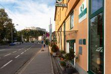 Via Roma Salzburg Town