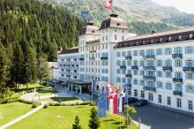 Kempinski Grand Hotel des Bains Champfèr, Graubünden