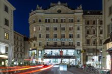 Pension Neuer Markt Vienna