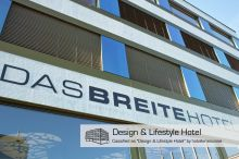 Dasbreitehotel Basel