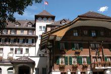 Belle Epoque Hotel Victoria Kandersteg