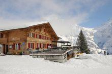 Berghaus Bort Grindelwald