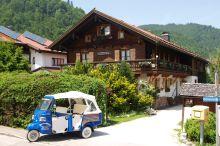 Traunbachhäusl Landhaus Pension Ruhpolding