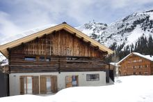Haus Pension Alpina Lech am Arlberg
