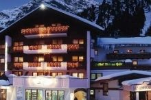 Andreas Hofer Hotel Garni St. Leonhard im Pitztal