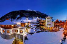 Kristiania Alpin Wellness Hotel Peio