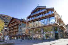 Backstage Boutique Hotel Zermatt