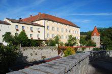Hubertus Hotel Café Konditorei Freistadt
