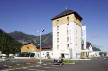 Landzeit Autobahn-Restaurant Panorama-Hotel Tauernalm Flachau