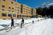 Youthhostel St. Moritz Champfèr