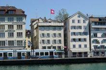 HOTEL KRONE-LIMMATQUAI Zurich