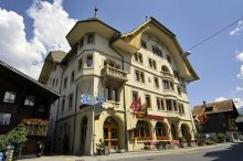 Hotel Landhaus Gstaad-Saanen
