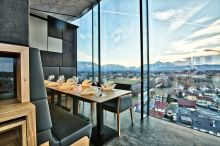 COOL MAMA Hotel Salzburg Sky Restaurant Bar