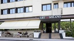 Exterior view Art Hotel Milano