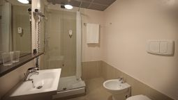 Bagno in camera B&B Hotel Firenze City Center