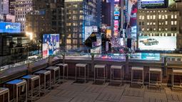 Vista esterna Novotel New York Times Square
