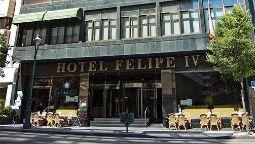 Hotel Sercotel Felipe IV - Hotel de 4 HRS estrellas en Valladolid