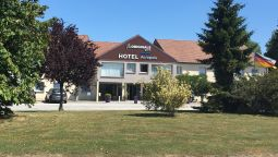 Hotel The Originals Bernay Acropole - Bernay
