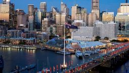 Hotel Novotel Sydney on Darling Harbour - Sídney
