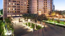 Vue extérieure DoubleTree by Hilton Hotel - Suites Houston by the Galleria