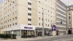 Buitenaanzicht Mercure Hotel Berlin City