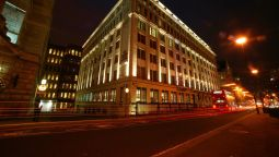Hotel Crowne Plaza LONDON - THE CITY - London