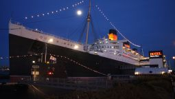 Queen Mary Hotel - Long Beach (California)