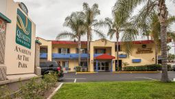 Quality Inn and Suites Anaheim at the Pa - Anaheim (Kalifornien)