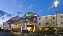 Holiday Inn Express & Suites CHARLOTTE - Charlotte (Michigan)
