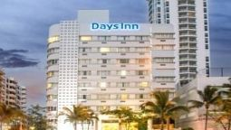 Exterior View Days Inn Miami Beach Oceanside