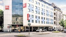 Exterior view ibis Berlin City West