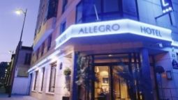 Hotel BEST WESTERN ALLEGRO NATION - Parijs