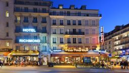 Hotel Richmond Gare du Nord - Paris
