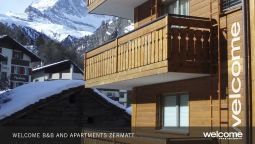 Hotel WELCOME BB AND APARTMENTS - Zermatt