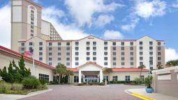 Exterior View Hilton Pensacola Beach Gulf Front Design Inspirations