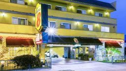 Hotel SUPER 8 INGLEWOOD-LAX ARPT - Inglewood (California)