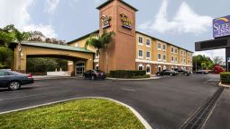Vista esterna Sleep Inn & Suites Orlando International Airport