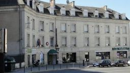 Poitiers  Hôtel Continental The Originals City (ex Inter-Hotel) - Poitiers