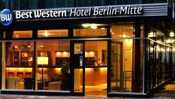 Hotel Best Western Berlin Mitte - Berlino