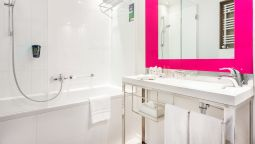 Bagno in camera Park Inn by Radisson Katowice