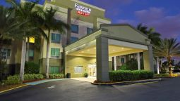 Exterior View Fairfield Inn Suites Fort Lauderdale Airport Cruise Port