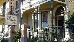 Hotel HIGH CROSS PARK LODGE - Randwick