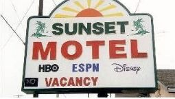 Sunset Motel - Pomona (Kalifornien)
