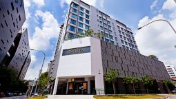 Parc Sovereign Hotel - Albert Street - Singapore