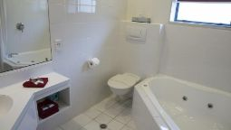 AUBYN COURT SPA MOTEL - Palmerston North