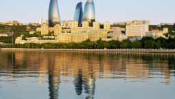 Hotel Fairmont Baku Flame Towers - Baku
