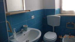 Bagno in camera La caletta B&B