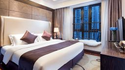 Suite Tujia Somerset Serviced Residence Chongqing Xiexin Mansion